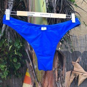 High waisted zaful bikini bottoms